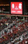 图文-[冠军杯]AC米兰vs利物浦球场上下座无虚席