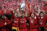 图文-利物浦战胜米兰获冠军杯红军傲立欧洲颠峰
