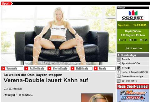 要勾引卡恩的奥地利美女