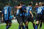 图文-[意甲]国际米兰3-0莱切菲戈鼓励小弟马丁斯