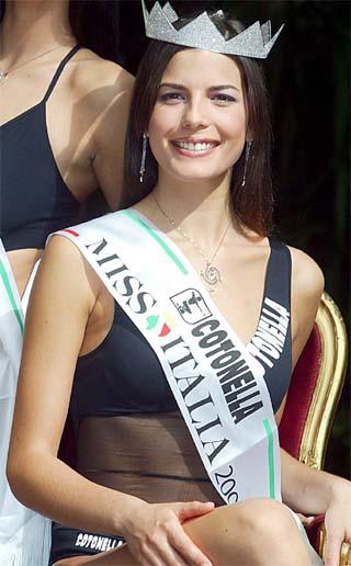 图文-2005意姐冠军支持尤文图斯美女最爱皮耶罗