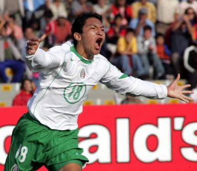 图文-[世少赛]墨西哥4-0荷兰比利亚罗斯首开纪录
