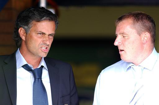 英超官方公布九月最佳教练穆里尼奥再次名落孙山