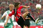 图文-[德甲]汉诺威0-0不莱梅空霸阻挡德甲领头羊
