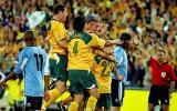 图文-世界杯预选赛附加赛澳大利亚人笑到最后