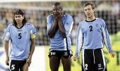 图文-澳大利亚进军德国世界杯乌拉圭人功亏一篑