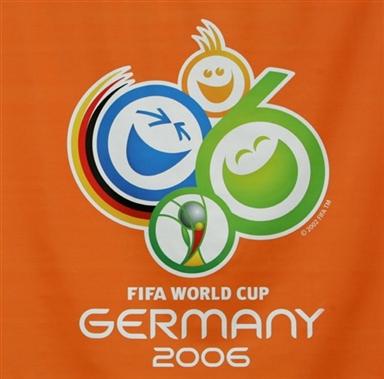 图文-世界杯抽签仪式在即06德国世界杯官方标识