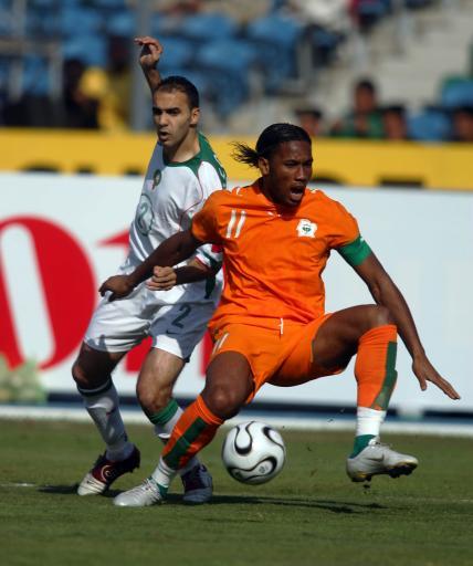 图文-[非洲杯]摩纳哥VS科特迪瓦德罗巴创造点球