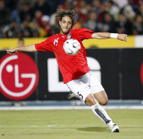 图文-[非洲杯]埃及3-0利比亚米多敲开胜利之门