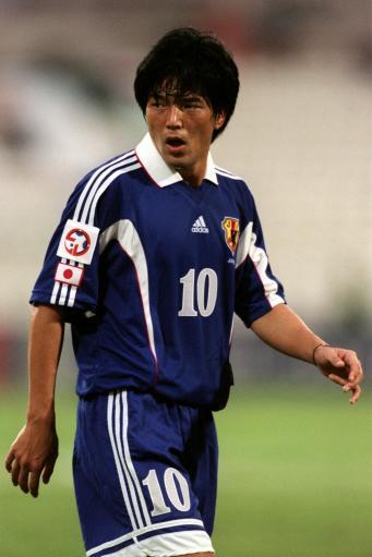 图文-日本足球届历史名人巡礼 著名前卫名波浩