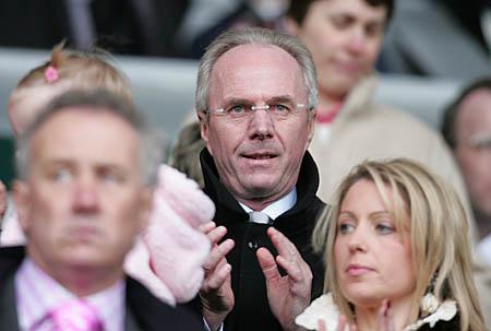 图文-[英超]利物浦VS曼城埃里克森在盯着谁?