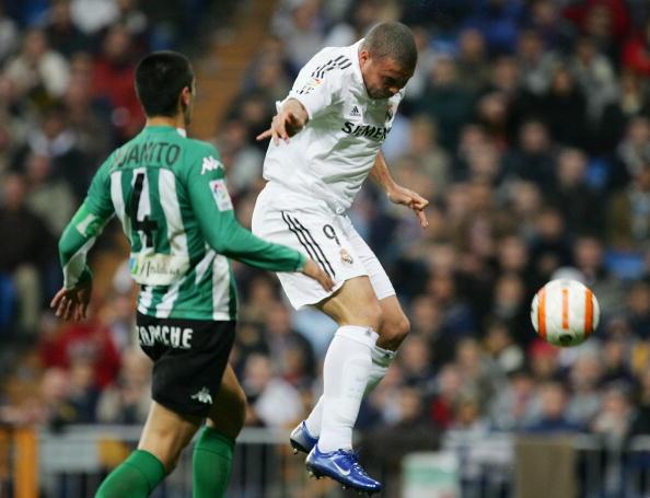 图文-[西甲]皇马0-0皇家贝蒂斯罗纳尔多这球要是进了