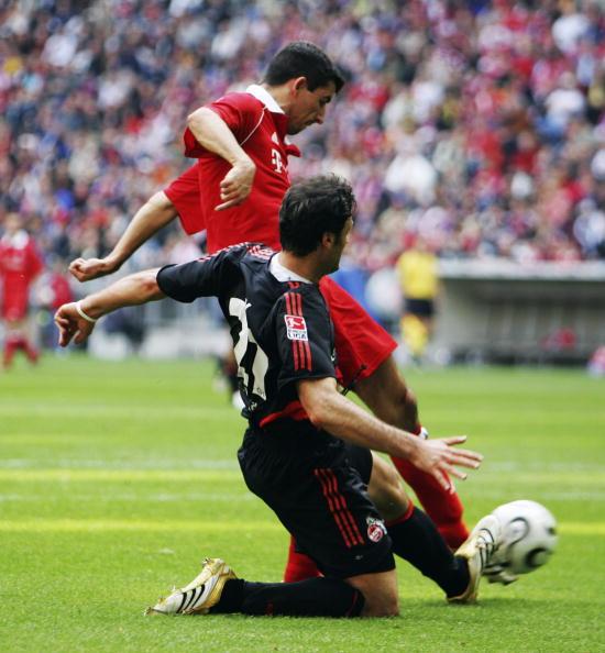 图文-[德甲]拜仁慕尼黑2-2科隆马凯终于找回感觉