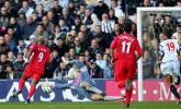 图文-[英超]西布朗0-2利物浦西塞的点球还挺刁钻