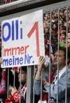图文-德甲联赛第30轮精彩瞬间球迷心中的NO.1