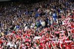 图文-[足总杯]切尔西VS利物浦红蓝两色阵线分明