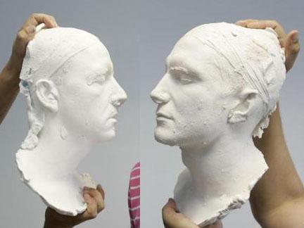 图文-切尔西球星腊像模型猜图这两张脸各有特点