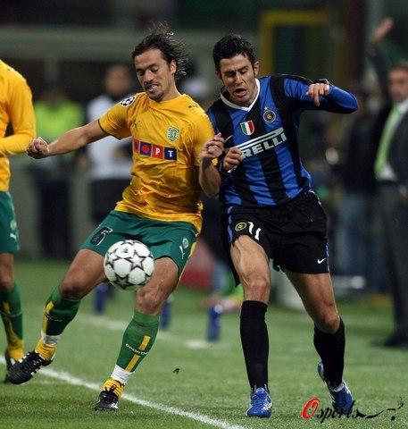 图文-[欧冠]国际米兰1-0里斯本竞技格罗索应该更神奇
