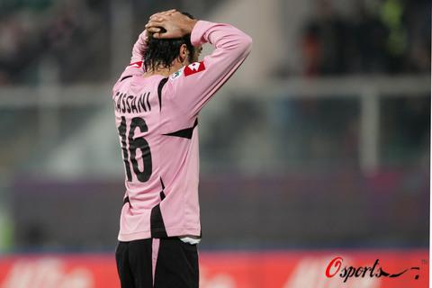 图文-[意大利杯]巴勒莫2-3桑普卡萨尼不相信这结果
