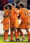 图文-[国王杯]阿拉维斯0-2巴萨萨维奥拉梅开二度