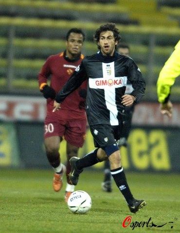 图文-[意大利杯]帕尔马2-2罗马我要开始突破了