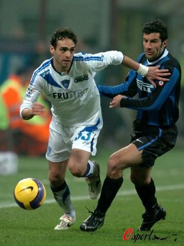 图文-[意大利杯]国际米兰vs恩波利我多想年轻几岁