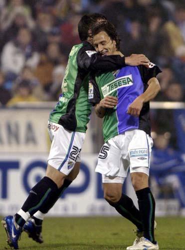 图文-[国王杯]萨拉戈萨0-1马拉加把你的好运传给我