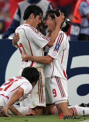 图文-[冠军杯]AC米兰vs利物浦这三个人制造胜利