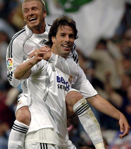 皇家马德里3 1拉科范尼进球势头不减