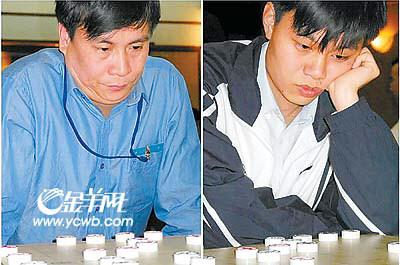 全国象棋个人赛点燃战火吕钦锐气不减期待三连冠