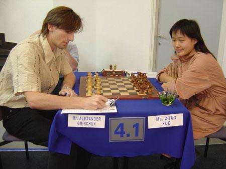 综合体育 第六届国际象棋世界团体冠军赛 棋牌 >  国象世界团体赛第8