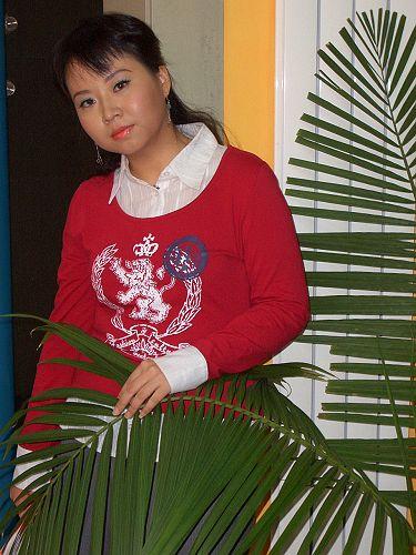 图文-智慧女主播训练营第4天选手刘燕飞甜美可爱