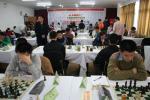 图文-07国象甲级联赛首轮济南开战赛场全貌