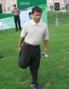 组图-李宁杯高尔夫球挑战赛北京站比赛顺利收杆