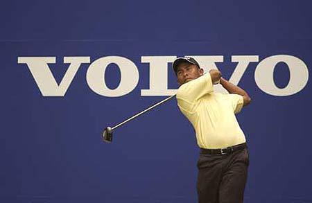 贾第领军泰国选手VOLVO亚洲名人赛为双冠王搏斗