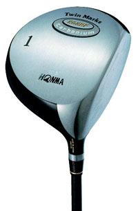 [球具新品]品质卓越价格高昂的Honma镀金球杆