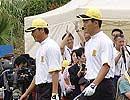 默契配合中国组合获胜张梁二将为亚洲队立战功