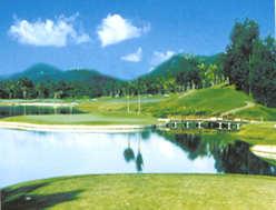 4天3晚五星酒店3天高尔夫畅打海南康乐园球场