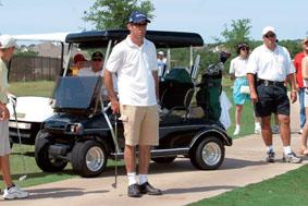 高尔夫不仅仅是消遣记影星丹尼斯奎德高球生活