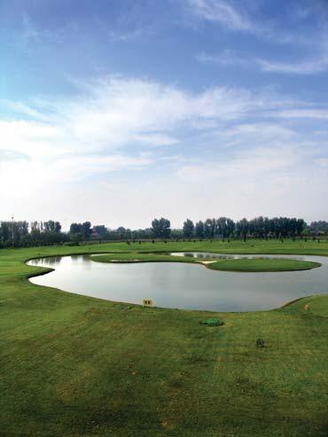 [活动]北京日月光高尔夫练习场推出30码劈筐活动