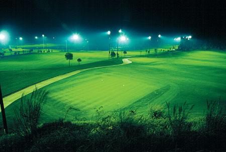 桃园胜地领略高球魅力南海桃园枫丹高尔夫开业