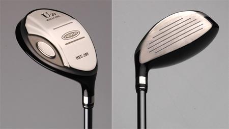 《世界高尔夫》球具测试HEADHEU-209万能杆