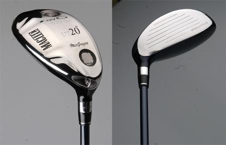 《世界高尔夫》球具测试MACGERGORNVGUT万能杆