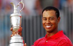 英国公开赛取胜消除疑问伍兹PGA赔率下调近一半
