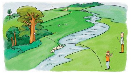 美国最疯癫的高尔夫比赛菜鸟大师赛滑稽面面观