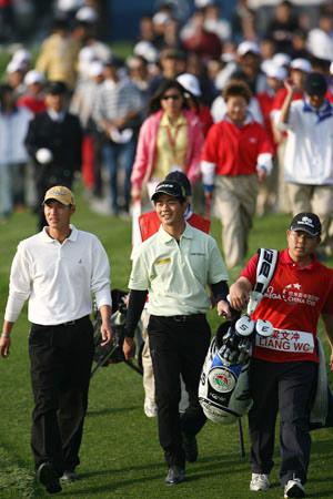 高尔夫周刊:中巡赛做最适合中国球员的巡回赛