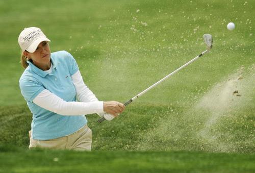 LPGA赛场转回美国科尔全力准备卫冕酒店精英赛