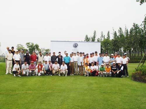2007商学院EMBA高尔夫巡回赛上海赛区个人赛战罢