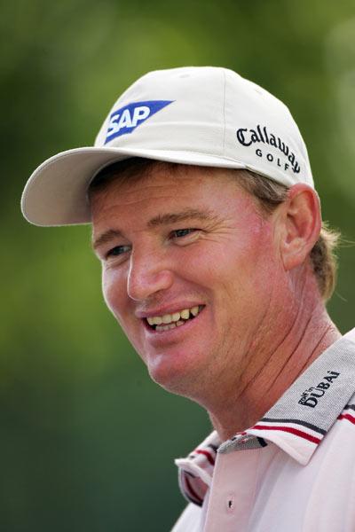 温特沃斯摆出大赛考题埃尔斯挑战BMW欧洲锦标赛
