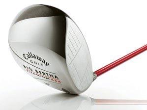 [球具新品]Callaway出超大杆头杆454木杆亮相